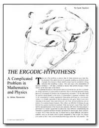 The Ergodic-Hypothesis by Patrascioiu, Adrian