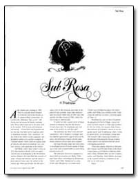Sub Rosa by