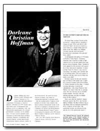 Darleane Chistian Hoffman by