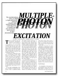 Multiple Photon by Lyman, John L.