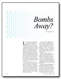 Bombs Away? by Howard, Jack