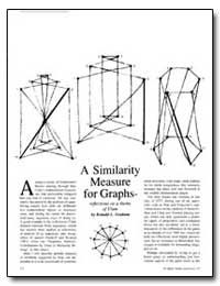 Similarity Measure for Graphs by Graham, Ronald L.