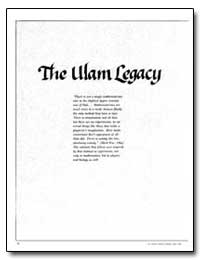 The Ulam Legacy by
