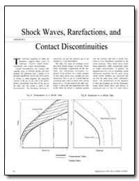 Shock Waves, Rarefactions, And Sidebar 2... by