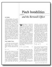 Pinch Instabilities Sidebar 4 and the Be... by