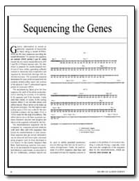 Sequencing the Genes by