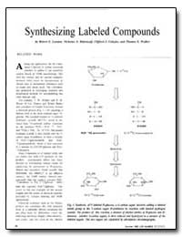 Synthesizing Labeled Compounds by London, Robert E.