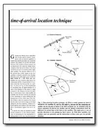 Time-Of-Arrival Location Technique by