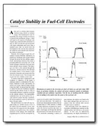 Catalyst Stability in Fuel-Cell Electrod... by