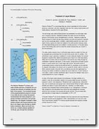 Treatment of Liquid Wastes by Jarvinen, Gordon D.