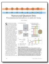 Nanocrystal Quantum Dots from Fundamenta... by Klimov, Victor I.