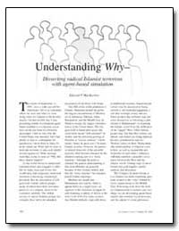 Understanding Why– Dissecting Radical Is... by Mackerrow, Edward P.