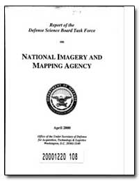 National Imagery and Mapping Agency by