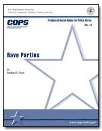 Rave Parties by Scott, Michael S.