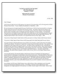 National Science Foundation 4201 Wilson ... by Zimmerman, Herman B.