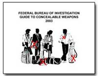 Federal Bureau of Investigation Guide to... by