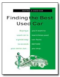 Finding the Best Used Car by