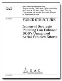 Force Structure Improved Strategic Plann... by Curtin, Neal P.