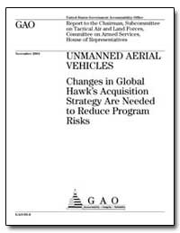 Unmanned Aerial Vehicles Changes in Glob... by Sullivan, Michael J.
