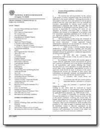 Grant General Conditions (Gc-1) Table of... by