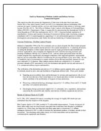 End-Use Monitoring of Defense Articles a... by