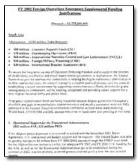 Fy 2002 Foreign Operation Emergency Supp... by