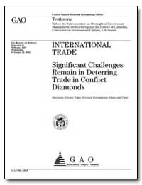 International Trade Significant Challeng... by