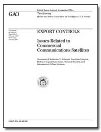Export Controls Issues Related to Commer... by