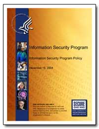 Information Security Program Information... by Havekost, Charles