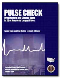 Pulse Check Trends in Drug Abuse January... by