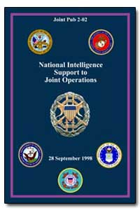 National Intelligence Support to Joint O... by Blair, Dennis C.