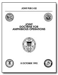 Joint Publication 3-02, Joint Doctrine f... by Sheffield, H. L.