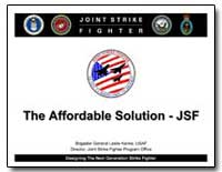 The Affordable Solution - Jsf by Kenne, General Leslie