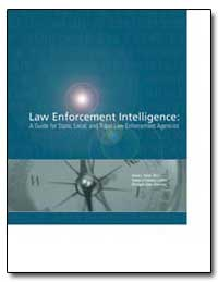 Law Enforcement Intelligence by Carter, David L.