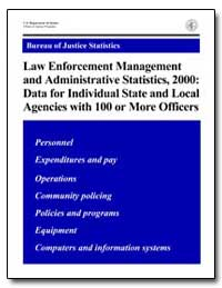 Law Enforcement Management and Administr... by Reaves, Brian A., Ph. D.