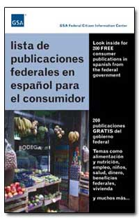 Lista de Publicaciones Federales en Espa... by