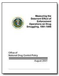 Measuring the Deterrent Effect of Enforc... by Layne, Mary