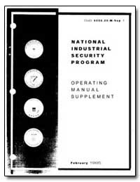 National Industrial Security Program by Slocornbe, Waker B.