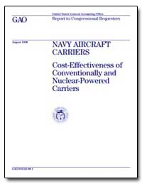 Navy Aircraft Carriers by Davis, Richard