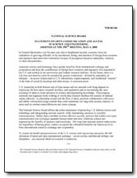 National Science Board Statement on Open... by
