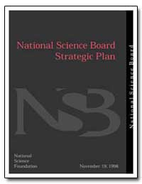 National Science Board Strategic Plan by Kelly, Eamon M., Dr.