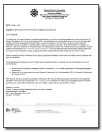Dmii Unsolicited Proposal Submission Win... by Devries, Warren R.