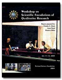 Workshop on Scientific Foundations of Qu... by Ragin, Charles C.