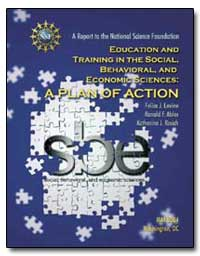 Education and Training in the Social, Be... by Levine, Felice J.
