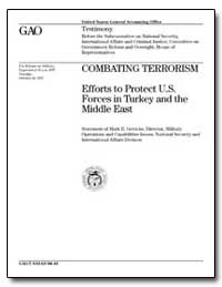 Combating Terrorism Efforts to Protect U... by