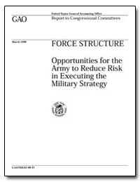 Force Structure Opportunities for the Ar... by Hinton, Henry L.