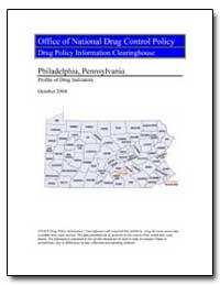 Office of National Drug Control Policy D... by Street, John F.