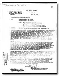 Us-Ussr Talks on Conventional Arms Restr... by Aaron, David