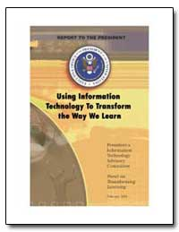 Using Information Technology to Transfor... by Gray, James N.