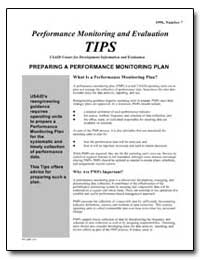 Performance Monitoring and Evaluation Ti... by